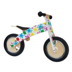 bicicleta madera splatz