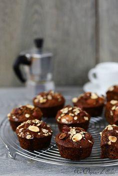 Un dejeuner de soleil: Petits gâteaux moelleux aux dattes et au café