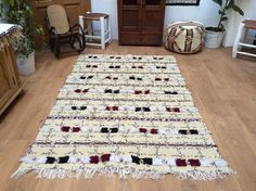 4x6 Berber White Berber Wedding Berber Blanket shiny metal