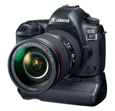 Canon's 5D Mark IV has revealed the long-awaited 5D Mark IV, with 30.4MP & 4K video @ 30fps.
