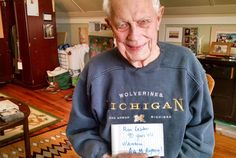 A 90-Year-Old Man Is Answering All of Life's Questions on Reddit