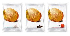 The Cornish Crisp Co. - Portfolio | Rohon Bhuyan