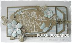 Dutch Doobadoo: Dutch Envelope Art