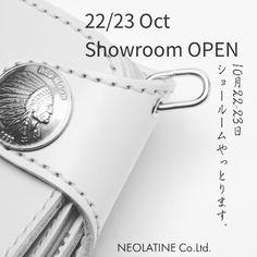 10月22-23日は12時から18時までショールームやってますよろしくお願いします  22-23/Oct Showroom is OPEN 12 Open 18 Close  10月22  23日从12点到18点showroom营业中请多关照