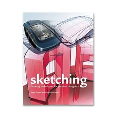 I was lucky enough to be taught for a while at TU Delft by Koos Eissen, this book is a great introduction to more advanced design sketching techniques.