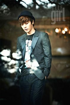 Lee Donghae – Elle Girl Magazine March Issue '12 | kyuqkyuute