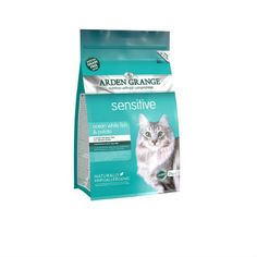 Arden Grange Adult Sensitive Dry Cat Food 2kg -- You can get more details by clicking on the image. (This is an affiliate link and I receive a commission for the sales)