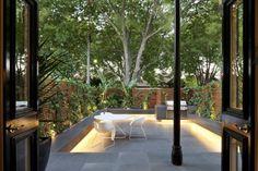 Terrasse Freien-Patio Bereich