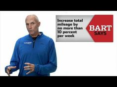 Runner's World Bartcasts: Race Training Tips. The 3 commandments of training, 2 minute video.