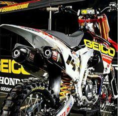 #honda #motocross #crf