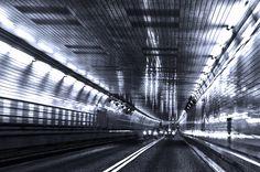 Lincoln Tunel    NYC by Markus L., via 500px