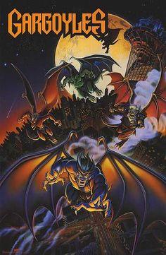 392px-Gargoyles_poster.jpg (392×600)