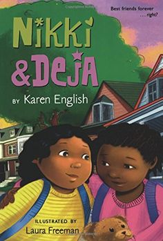 Book Series: Nikki & Deja Author: Karen English Books: Nikki and Deja Birthday Blues The Newsy News Newsletter Election Madness Wedding Drama Substitute Trouble Photo African American Books, American Children, American Literature, Children's Literature, American Girls, Books For Second Graders, Black Children's Books, Books For Black Girls, Black Kids
