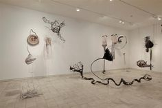 Tal Shoshan, Savage Spirit, 2013, Chelouche Gallery, installation view (2)Click to enlarge