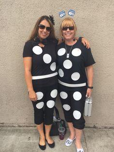 Domino costume!