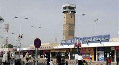 #موسوعة_اليمن_الإخبارية l مطار صنعاء الدولي يستقبل طائرة شحن على متنها 15 كليو من الأدوية واللقاحات