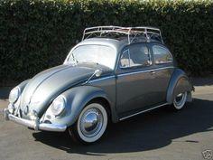 1954 Volkswagen Beetle(: