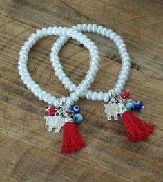Beaded Jewelry, Handmade Jewelry, Bangles, Bracelets, Zine, Tassel Necklace, Jewerly, Gifts, Style
