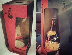 Empaque para botella de Torres 10 by carinaibarraguzman.deviantart.com on @deviantART