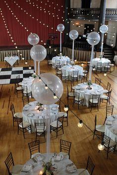 Inside Decor Rental Inc - Balloon Decorations 🎈 Balloon Centerpieces Wedding, Wedding Balloons, Wedding Decorations, Table Decorations, Masquerade Centerpieces, Red Carpet Theme, Wedding Table Centres, Bridal Shower Tables, Wedding Dress Patterns