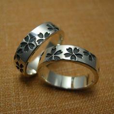 sakura wedding ring