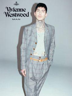 Vivienne Westwood MAN by Juergen Teller SS2012 Campaign