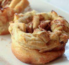 Click Pic for 40 Paleo Dessert Recipes - German Apple Pancake | Healthy Low Calorie Dessert Recipes