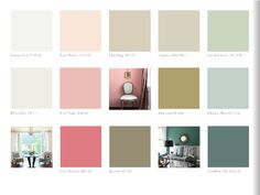 #Benjamin Moore color trends 2014