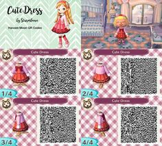 766 Best Animal Crossing New Leaf Sewing Machine Qr Codes Images
