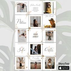 Instagram Feed Ideas Posts, Feeds Instagram, Instagram Post Template, Instagram Grid, Instagram Design, Instagram Frame, Insta Layout, Social Media Design, Web Inspiration