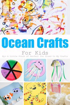 Ocean Crafts for Kids A Little Pinch of Perfect copy