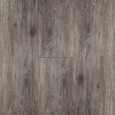 STAINMASTER 10-Piece 5.74-in x 47.74-in Washed Oak Umber/Gray Floating Luxury Commercial/Residential Vinyl Plank