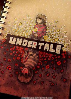 - Undertale - by Cloudnixus