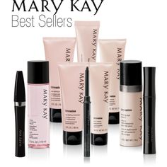 """""""Best Sellers"""" by marykayus   www.marykay.com/sdetherage  sdetherage@marykay.com"""