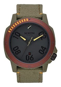Star Wars Watch! Nixon – Ranger 44mm – Star Wars – Boba Fett Red Gray 04a7ec4e74e9