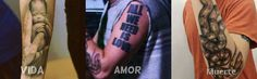 tatujes