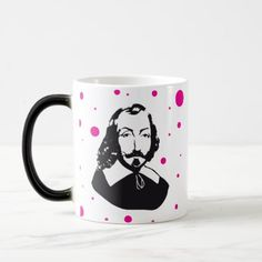 #French people Quebec Samuel Champlain quotation Magic Mug - #office #gifts #giftideas #business