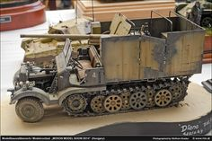 : The Luftwaffe in Scale :. Tamiya Model Kits, Tamiya Models, Tactical Truck, Tank Destroyer, Model Tanks, Model Building Kits, Model Hobbies, Real Model, Military Modelling