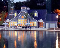 Lovely isnt it?  I know this is on a lake not a beach.....but maybe I can have both a lake and beach home one day :)