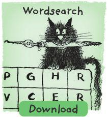 Winnie's wordsearch - Winnie the Witch