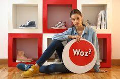 Lise e la nuova collezione S/S 2014 by Woz!
