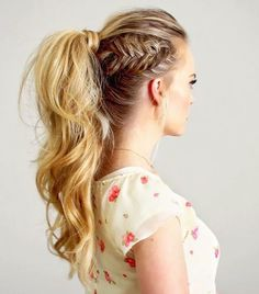 No matter your hair length or texture, you're sure to find a next-level ponytail in this mix.