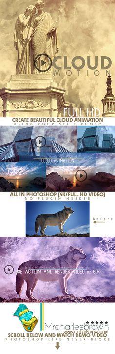 Pure Art Animation Kit – Cloud Motion  #motion #demo • Download ➝ https://graphicriver.net/item/pure-art-animation-kit-cloud-motion/18066628?ref=pxcr
