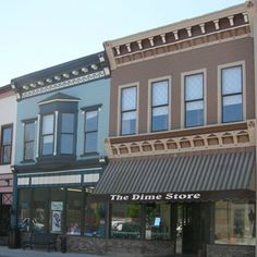 2 Locations Wakarusa Dime Store