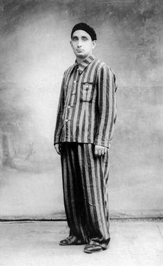 concentration camp uniform