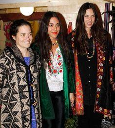 Tatiana Santo Domingo: fotos en Madrid en su tienda efímera Muzungu Sisters (2/6) | Ellahoy