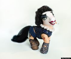 Dr. Frank-N-Furter - The Pony Horror Picture Show ;)