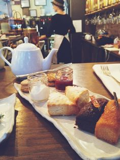 Tea Party for One at  Bosie Tea Parlor in the West Village
