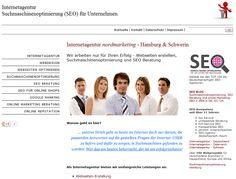 Wir arbeiten nur für Ihren Erfolg - Webseiten erstellen, Suchmaschinenoptimierung und SEO Beratung. http://www.internetagentur-suchmaschinenoptimierung.com/