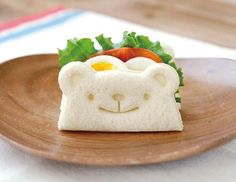 Sandwich Bread Stamps